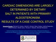 cardiac dimensions are largely determined by dietary salt in patients ...