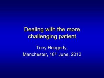 challenging patient