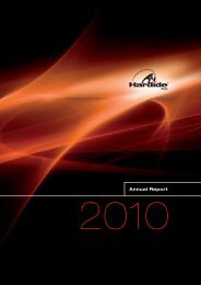 Annual Report 2010 - 2.2 MB - Hardide