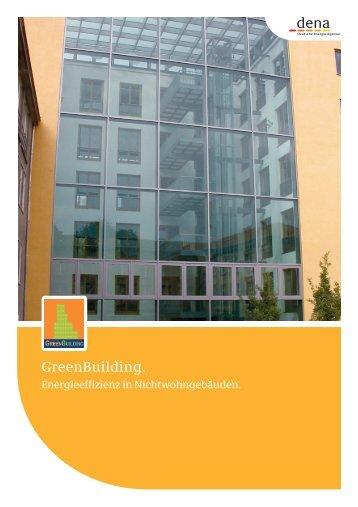 GreenBuilding. - Zukunft Haus
