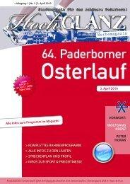 Osterpark 2010 - Paderborner Osterlauf
