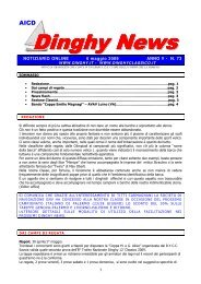 Dinghy News