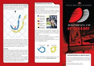 INTRODUZIONE AL MATCH RACE - CVLL