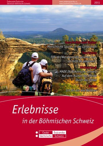 erlebnisse der kulinarischen art - České Švýcarsko, o.p.s.