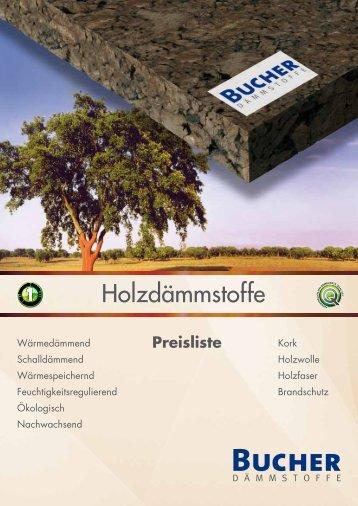 Preisliste - Bucherconsult