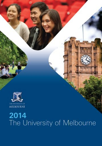 2014 The University of Melbourne