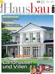 Landhäuser und Villen - Held Haus