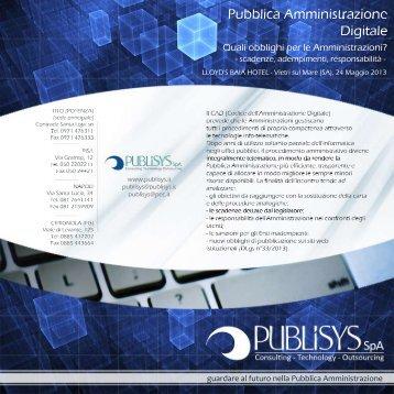 PubblicaAmministrazione Digitale