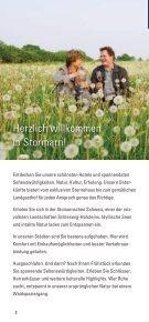 Hotels und Sehenswertes - Stormarn Tourismus - Page 2