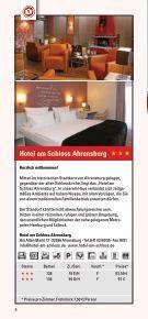Hotels und Sehenswertes - Stormarn Tourismus - Page 6