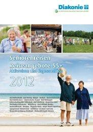 Seniorenreisen Reiseangebote 55+ - Diakonie im Kirchenkreis ...