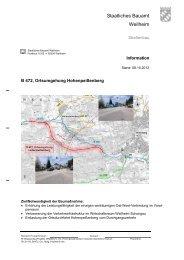 Staatliches Bauamt Weilheim - Hohenpeißenberg