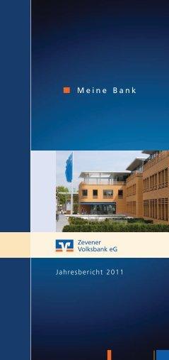 Unsere 8 Filialen - Zevener Volksbank eG