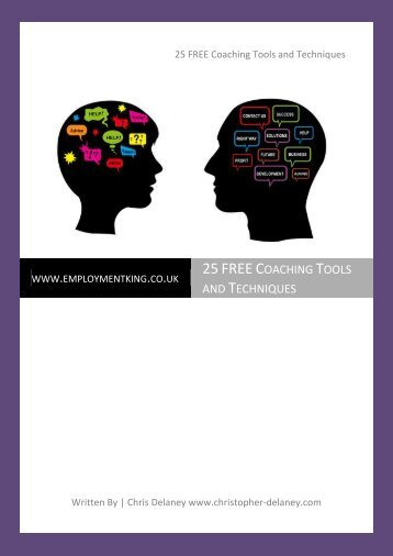 25 FREE Coaching Tools and Techniques - WordPress.com