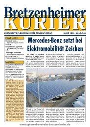 *Bretzenheimer Kurier 03-11.qxd:. - Gewerbeverein Bretzenheim