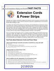Extension Cords & Power Strips
