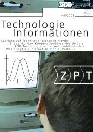 Technologie Informationen - Zentrale für Produktivität und ...