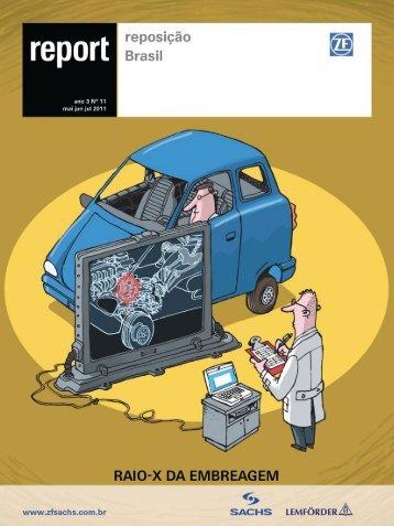 SACHS Informa Unificação de kits da linha Volkswagen