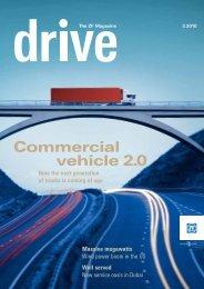 Commercial vehicle 2.0 - ZF Friedrichshafen AG