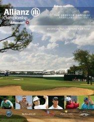 An Official PGA Champions Tour Event