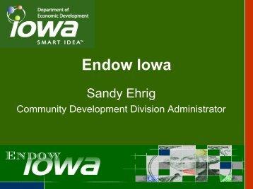 Endow Iowa