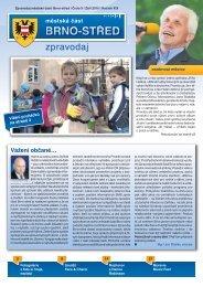 Zpravodaj MČ Brno-střed 9/2010 (září)