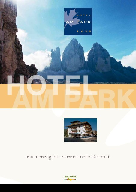 Catalogo Hotel Am Park (PDF, 2267 KB)