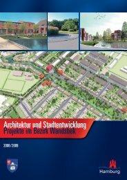 Architektur und Stadtentwicklung Projekte im ... - City-Wandsbek