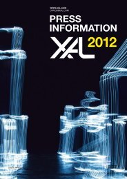 INFORMATION PRESS - XAL