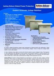 equipment voltage incorporated