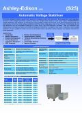 Automatic Voltage Stabiliser - Page 2