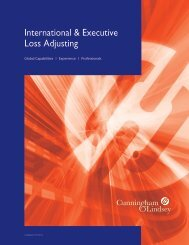Executive & General Loss Adjusting Services
