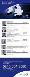 complexlossmini jan 2007 v6.pdf - Cunningham Lindsey