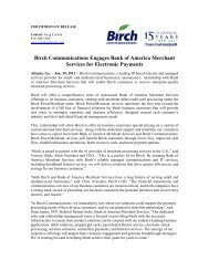 Download PDF - Bank of America Merchant Services
