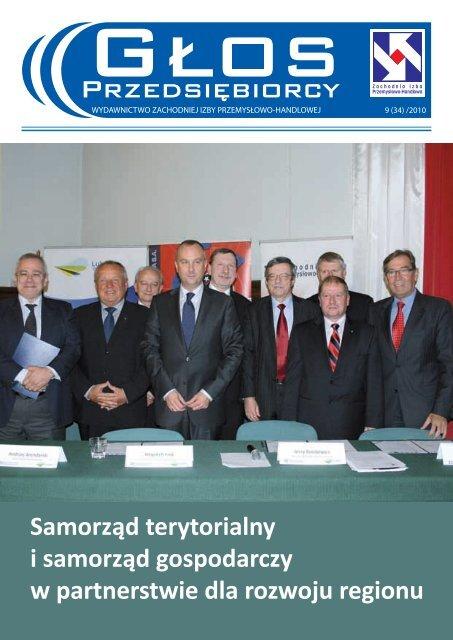 w partnerstwie dla rozwoju regionu