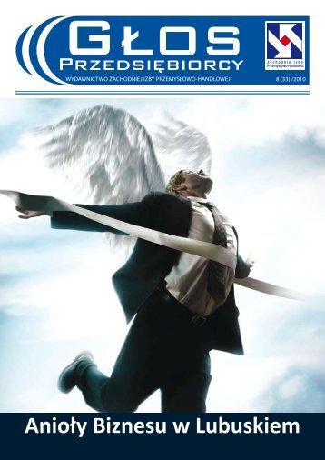 Anioły Biznesu w Lubuskiem