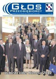 Lubuski Lider Biznesu 2010