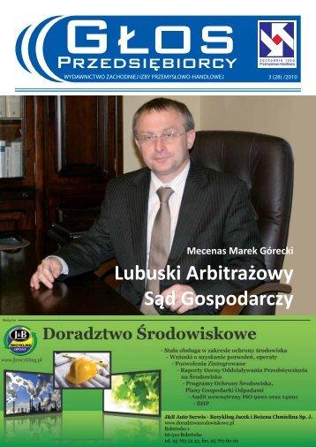 Lubuski Arbitrażowy Sąd Gospodarczy