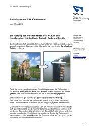 Wasser- und Schifffahrtsamt Kiel-Holtenau