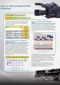 DVCAM™ de Sony Votre partenaire de confiance pour la vidéo ... - Page 3