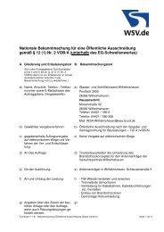 AT VkZ Trockenbau 002 nationale Bekanntmachung Formblatt_111-B