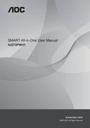SMART All-in-One User Manual