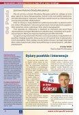 SPRAWOZDANIE z działalności Posła na Sejm RP dr ARTURA GÓRSKIEGO - Page 2