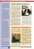 SPRAWOZDANIE z działalności Posła na Sejm RP dr ARTURA GÓRSKIEGO - Page 6