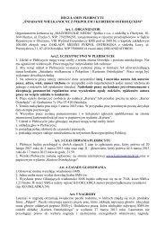 """REGULAMIN PLEBISCYTU """"ŚNIADANIE WIELKANOCNE Z ... - WM.pl"""