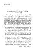 kulturowej osadniczych pisanych Wenetów - Page 2
