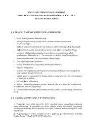 Wypożyczalni----Czytelni----ICIM - Pedagogiczna Biblioteka ...