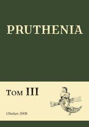 PRUTHENIA