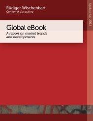 The Global eBook Report - Rüdiger Wischenbart, Content ...