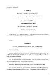 Dz.U. 2000 Nr 28, poz. 346 Konwencja sporządzona w Helsinkach ...